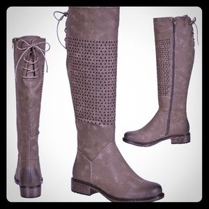 Shoes - New in box brown fashion boots